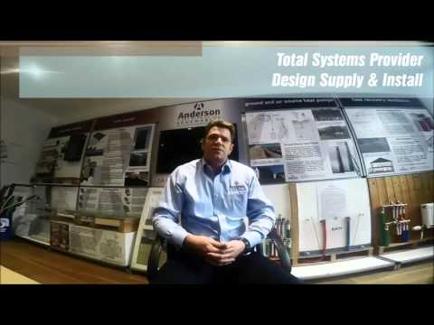 What we do? - Anderson Floor Warming and Renewables
