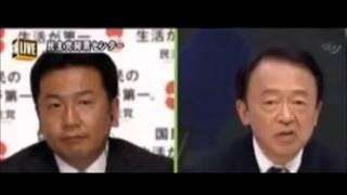 【参院選】 池上彰さん神発言 枝野幸男さんに鋭い突っ込み なんだかんだ...