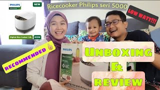 UNBOXING & REVIEW Ricecook…