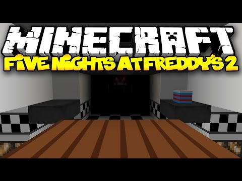 Minecraft: FIVE NIGHTS AT FREDDY'S 2!