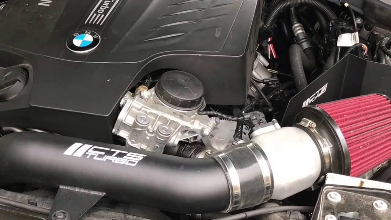 CTS Turbo Intake Kit For BMW N55