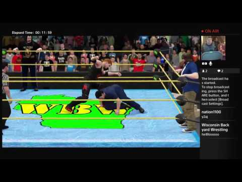 WBW Live Ep. 20 (WWE 2K16)