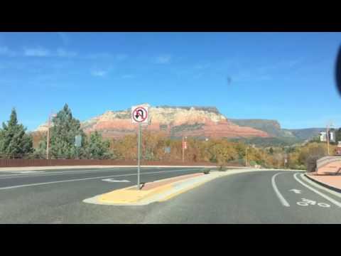 Timelapse driving California, Arizona, Utah, Nevada