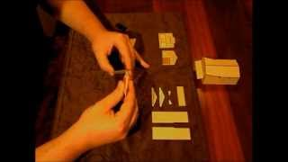 Building The Balsa Wood General Store Kit