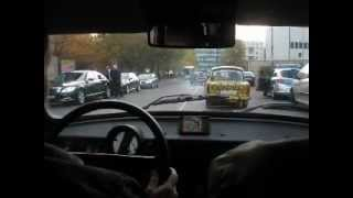 Trabi Safari in Berlin Rush Hour!