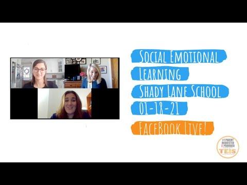 TEIS - Social Emotional Learning   Shady Lane School