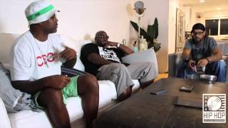 """Damon Dash w/Redman """"I Taught Jay Z & Kanye To Be Self Sufficient"""""""