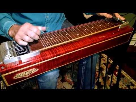 The New Sierra Pedal Steel Guitar- Complete Tour