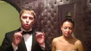 Отзыв молодоженов  Дмитрий Шаповал Ведущий на свадьбу Шоумен