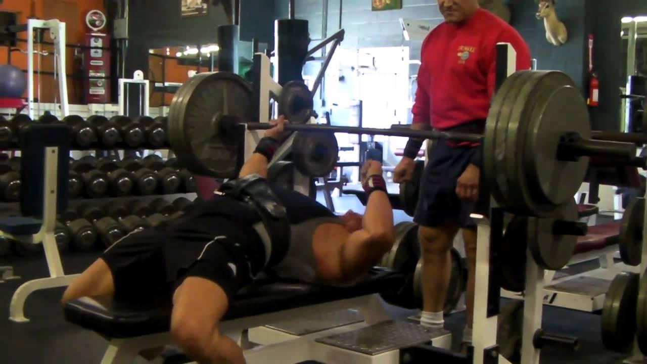 400 Lb Bench Press Club Part - 48: Charles Richards: 385 Bench Press At 179 Bodyweight