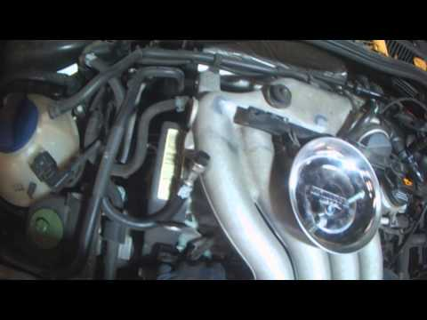 VW A4: BEV 2.0L Misfire due to Shorted Injector