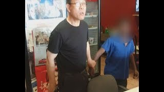 MAMMY CALLS A POW-WOW FOR SON'S ASIAN KIDNAPPER