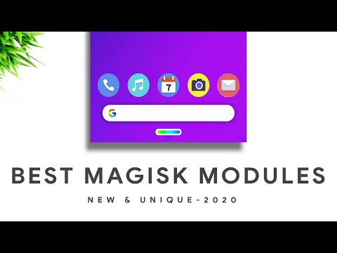 Best New Magisk Modules - 2020 🔥