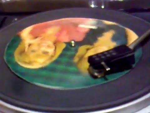 Kessler Zwillinge - Schotten Twist - Flexi Werbeplatte 1962