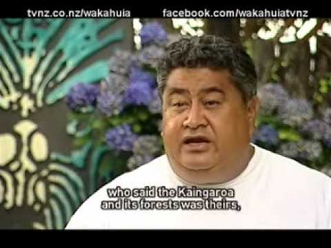 Part 2 of 3 The lows and highs of the Treelords settlement Waka Huia 21 Mar 2010 English Subtitles