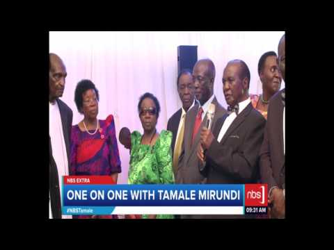One on One with Tamale Mirundi - 25 April, 2017