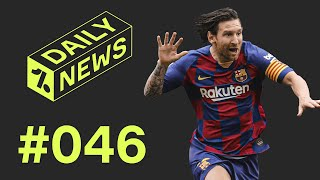 Kolasinac vor S04 Rückkehr? Milan schnappt Inter Tonali weg! Barca besteht auf 700 Mio. für Messi!