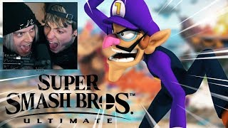 WALUIGI für SMASH BROS. ULTIMATE? (ft. Cengiz & Niek)