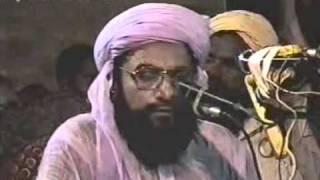 ALLAMA AHMAD SAEED KHAN MULTANI IKRAM E MUHAMMAD PEGHAM E MUHAMMAD KHUSHAB 7 7 2001 PART 1