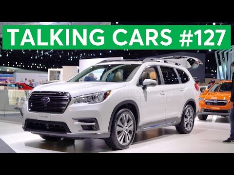 2017 LA Auto Show | Talking Cars with Consumer Reports #127