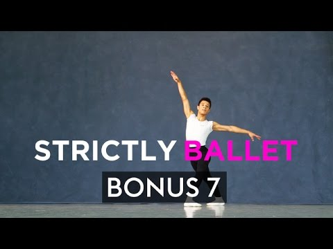 How to Audition for a Ballet Company | Strictly Ballet 2 BONUS