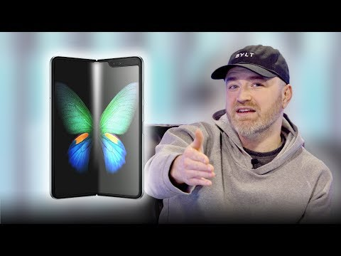 Galaxy Fold - NEW Footage Shows Crease 💀