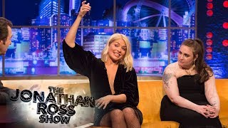 Holly Willoughby's Christmas Day Massacre | The Jonathan Ross Show