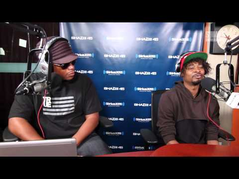 Danny Brown Discusses Relationship Between Drugs, His Penis and Chipped Tooth on Sway in the Morning