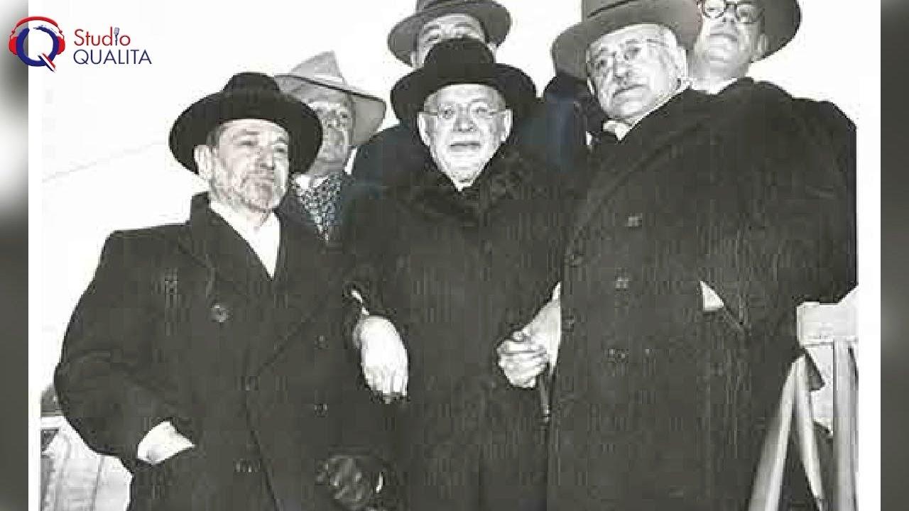 Le Rav Yéhuda Leib Fishman Maimon - Un jour notre Histoire du 12 avril
