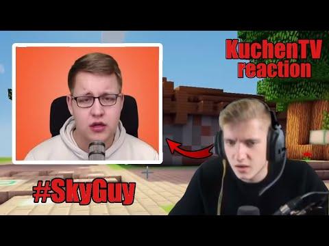 KuchenTV reagiert auf SkyGuy's Videos