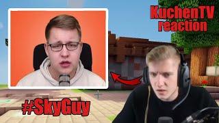 KuchenTV reagiert auf SkyGuy