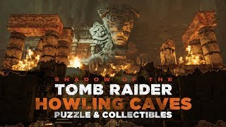 Shadow of the Tomb Raider • Howling Caves Tomb • Kuwaq Yaku