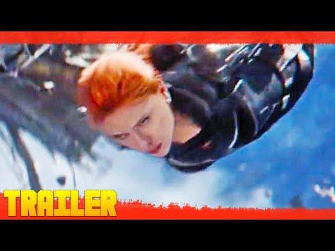 Black Widow (2020) Marvel Tráiler Oficial Español Latino