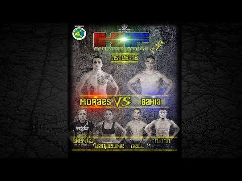 "HoF IV - João ""Bahia"" (Neilo Thai) Vs Felype Morais (Steel Team) | 57 Kgs"