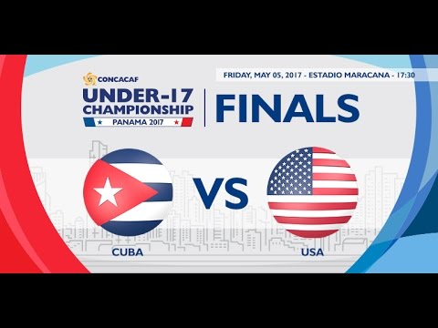 CU17PAN: Cuba vs United States