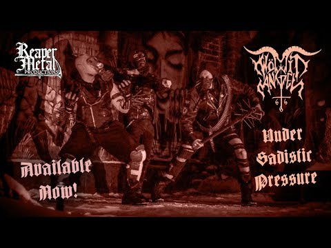2019 Black Metal Album Commercial | WÖMIT ANGEL Under Sadistic Pressure
