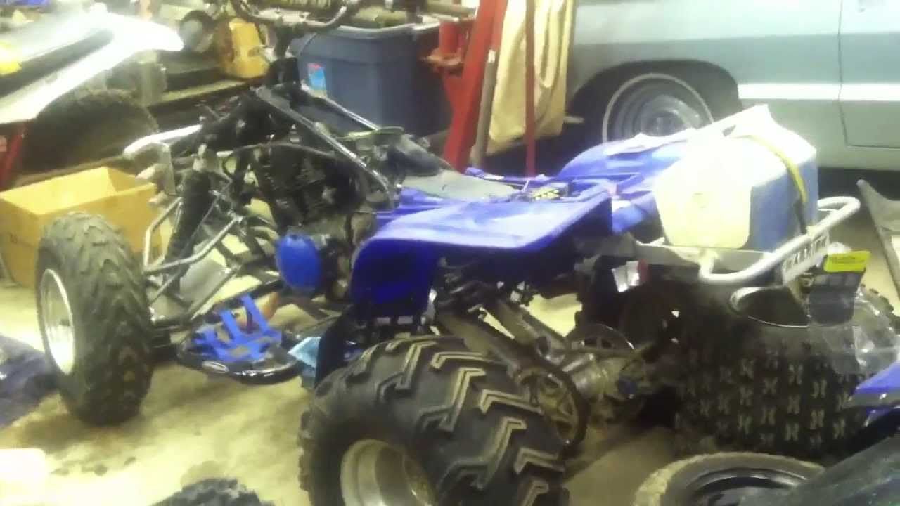How to adjust valves on a yamaha warrior 350 youtube how to adjust valves on a yamaha warrior 350 publicscrutiny Gallery