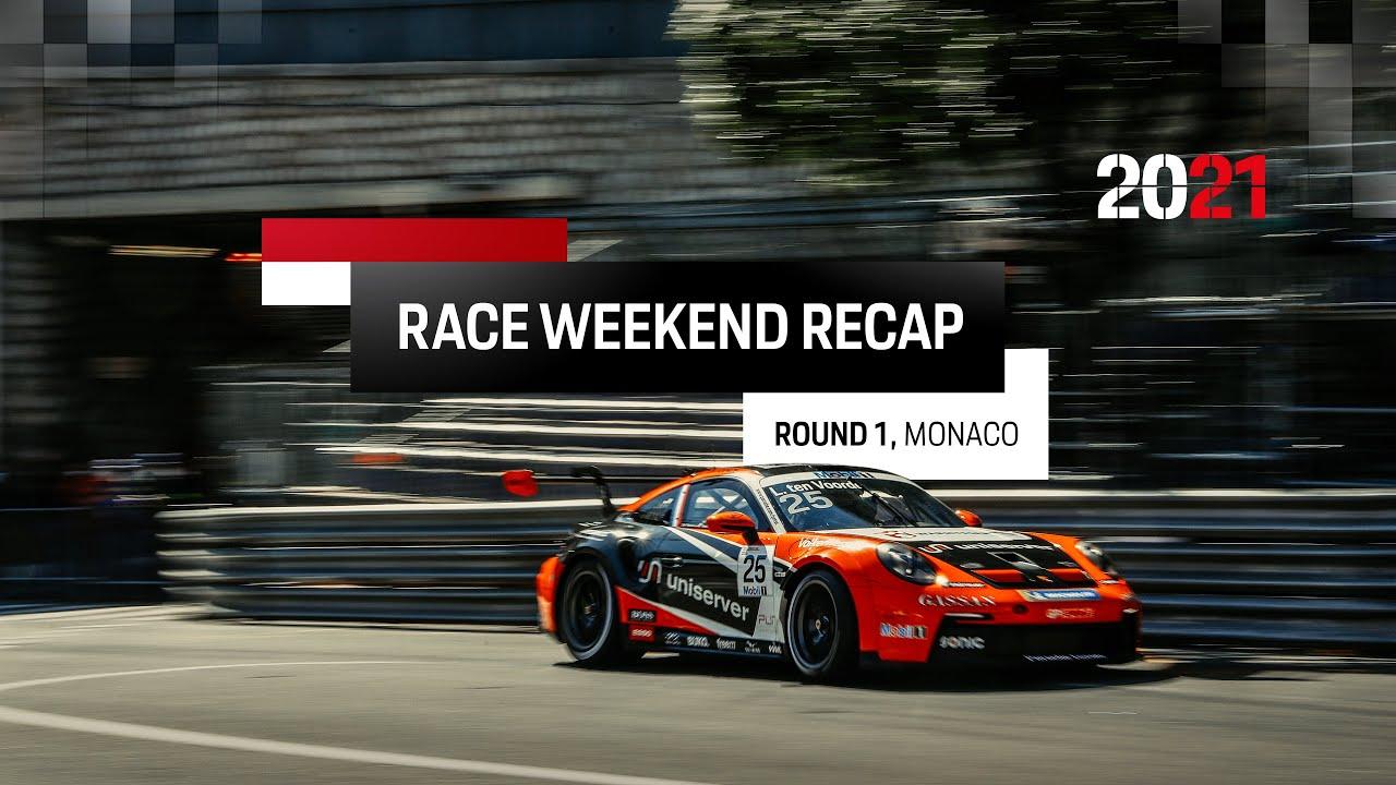 2021 Race Weekend Recap Monaco, Round 1, Porsche Mobil 1 Supercup