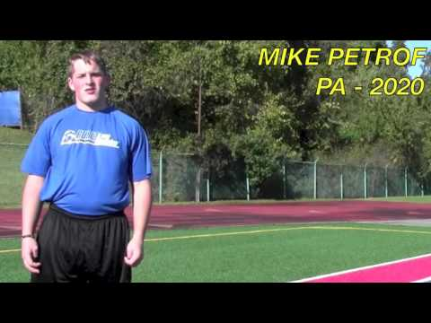 Rubio Long Snapping, Mike Petrof, October 2016
