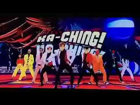 EXO CBX ^KA CHING^ Unreleased clip.
