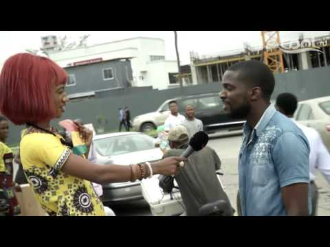 STREET TALK -  What Flag Is This | (Ghana) ?