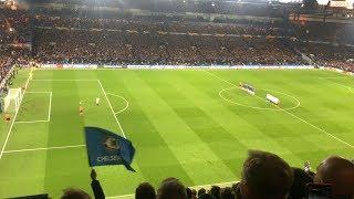 PENALTY SHOOTOUT (4-3) Chelsea vs Frankfurt - Fans Reaction Europa Semi Final