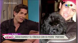 Diego Ramos  se confesó en el diván -  Cortá por Lozano 2019
