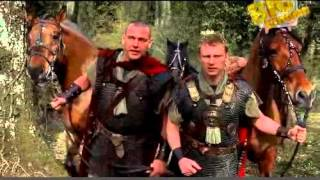 Пикап Мастер лвл 80 :D (Сериал Рим, Тит Пуло и Люций Варен)