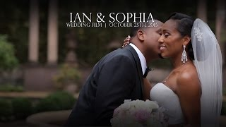 Wedding Film – Swan House\Biltmore Ballrooms- Ian & Sophia – Atlanta Wedding Videographer