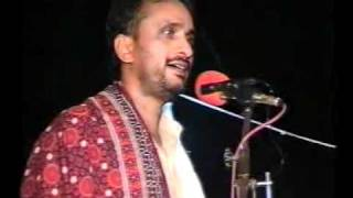 Asghar Gurmani Saraiki Poet.flv