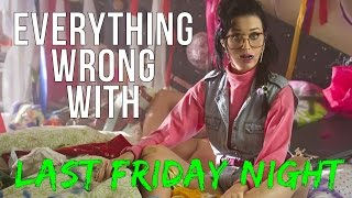 "Everything Wrong With Katy Perry - ""Last Friday Night"""