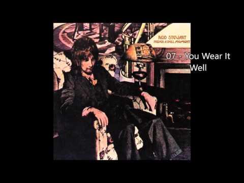 Rod Stewart - You Wear It Well (1972) [HQ+Lyrics]