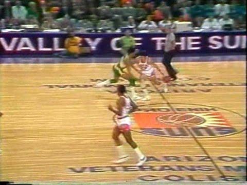 Dennis Johnson (Sonics) (19pts/3blks) vs. Suns (1979)