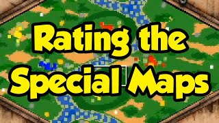 Rating the Special Maps